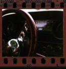 mr. friend behind the wheel