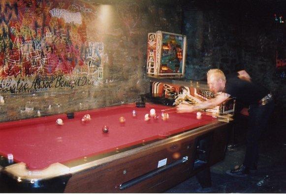 pool at sugar mom's